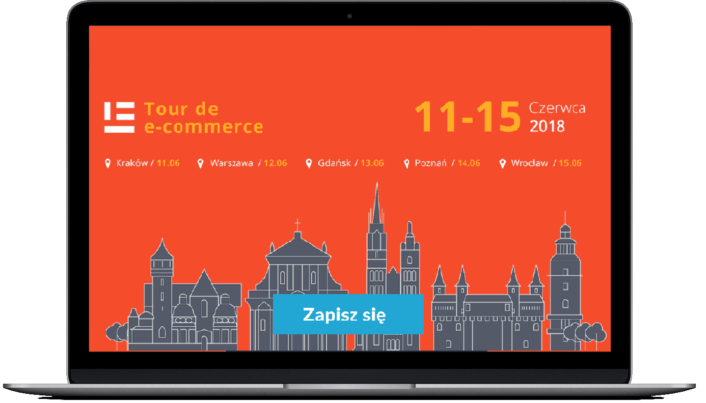Tour de e-commerce